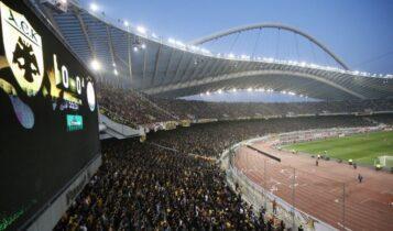 Τρέλα για την ΑΕΚ και την «OPAP Arena» - Δόθηκαν 10.500 διαρκείας, παράταση στη διάθεσή τους