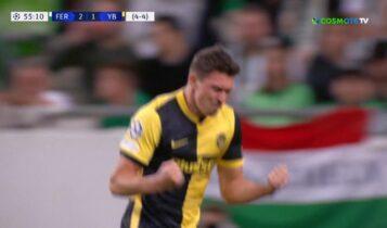 Πλέι οφ Champions League: Προκρίθηκαν Μπενφίκα, Μάλμε και Γιάνγκ Μπόις στους ομίλους! (VIDEO)