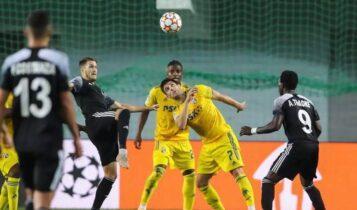 Ο Αθανασιάδης στους ομίλους του Champions League, κράτησε το μηδέν στο Ζάγκρεμπ! (VIDEO)