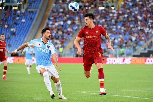 Conference League: Εκτός Ευρώπης η Τραμπζονσπόρ, ήττα με βασικό Μπακασέτα (3-0) από την Ρόμα (VIDEO)