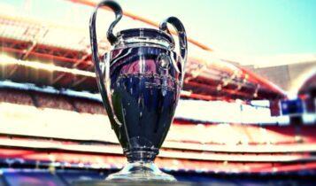 Champions League: LIVE η κλήρωση των ομίλων (VIDEO)