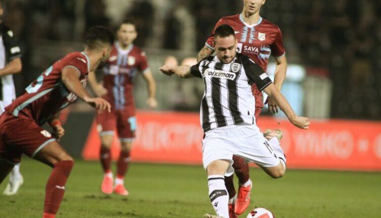 Conference League: Η ενδεκάδα του ΠΑΟΚ απέναντι στην Ριέκα