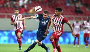 Europa League: Η ενδεκάδα του Ολυμπιακού απέναντι στη Σλόβαν Μπρατισλάβας