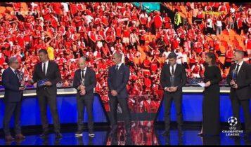 UEFA: Βράβευσε Κιάερ και ιατρικό επιτελείο της Δανίας λόγω… Ερικσεν (VIDEO)