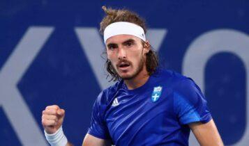 Τσιτσιπάς: Αρχίζει στο US Open με το ρεκόρ νικών στο 2021