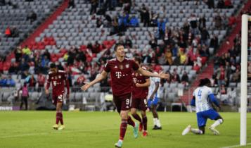 Ο Λεβαντόφσκι σκοράρει για 13ο σερί παιχνίδι της Bundesliga! (VIDEO)