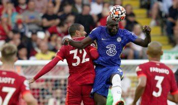 Premier League: «Ορθια» η Τσέλσι στο Ανφιλντ, 1-1 με τη Λίβερπουλ (VIDEO)