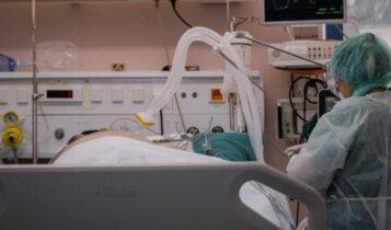 Κορωνοϊός: Ανεμβολίαστο το 91,42% των διασωληνωμένων