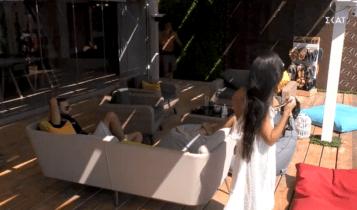 Παίκτρια του «Big Brother» σε νέο πλάvο που… χάζεψε συμπαίκτες και τηλεθεατές (VIDEO)