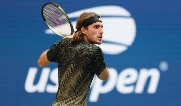 US Open: Επική νίκη του Τσιτσιπά, 3-2 τον Μάρεϊ σε ματς-θρίλερ (VIDEO)