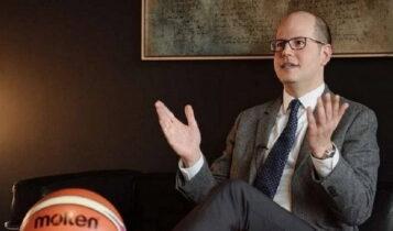 Ζαγκλής για τις «φούσκες» της FIBA: «Διοργανώσαμε 105 τους τελευταίους 12 μήνες»