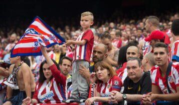 La Liga: Αυξάνονται κατά 20% οι οπαδοί στα γήπεδα