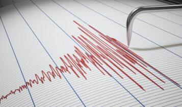 Σεισμός αισθητός στην Αθήνα!