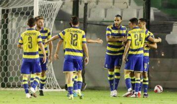 Νίκησε τον Απόλλωνα (0-1) ο Αστέρας Τρίπολης