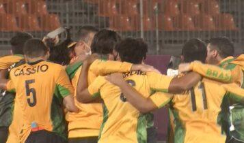 Παραολυμπιακοί Αγώνες: Λάτιν ντέρμπι και χρυσό για την Βραζιλία στο ποδόσφαιρο (VIDEO)