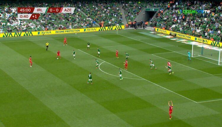 Ιρλανδία-Αζερμπαϊτζάν: Γκολάρα Μαχμούτοφ για το 0-1 (VIDEO)
