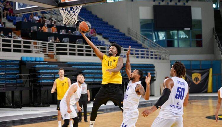 ΑΕΚ: Αύριο η κλήρωση για Basket League και Σούπερ Καπ