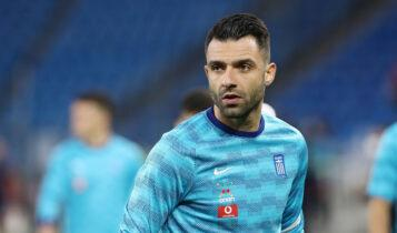 Εθνική ομάδα: Βασικός ο Τζαβέλλας στο Κόσοβο -Εκπλήξεις από Φαν'τ Σιπ