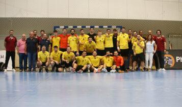 Η ΑΕΚ σήκωσε την πρώτη κούπα-Νίκησε και την Μέταλουργκ (32-28) και κατέκτησε το τουρνουά «Α. Παπασταμάτης»