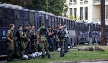 Συναγερμός στην ΕΛ.ΑΣ ενόψει ΔΕΘ -Επί ποδός 5.000 αστυνομικοί (VIDEO)