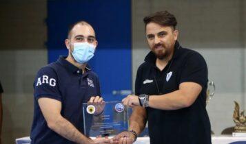 Ανδρέου: «Τιμή μας που συμμετέχουμε στο τουρνουά «Α. Παπασταμάτης»-Η ΑΕΚ έχει μπει στον ευρωπαϊκό χάρτη!