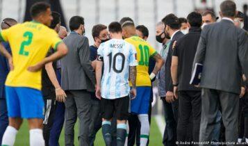 Βραζιλία - Αργεντινή: Η επόμενη μέρα για τους «4» Αργεντινούς της Premier League