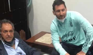 Οι παίκτες της Αργεντινής έφυγαν από τη Βραζιλία για να μην συλληφθούν