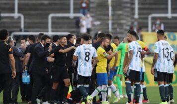 Προκαλεί ο γιος του προέδρου της Βραζιλίας: «Οι Αργεντινοί είναι... απατεώνες»