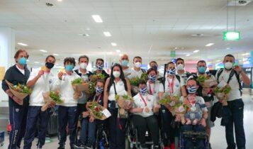 Με 11 μετάλλια επέστρεψε η Ελληνική Παραολυμπιακή Ομάδα από το Τόκιο - Συγχαρητήρια από τον ΟΠΑΠ
