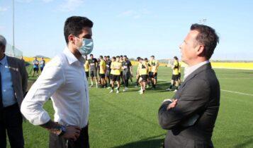 """Πάνος Λούπος: «Για την ΑΕΚ αρχίζει ένας αγωνιστικός, αλλά και εξωαγωνιστικός """"πόλεμος""""» (VIDEO)"""