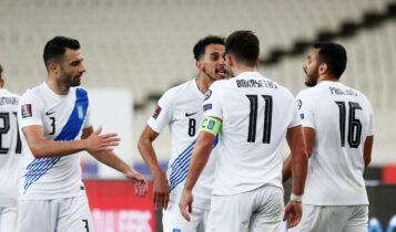 Προκριματικά Μουντιάλ 2022: Νίκη με υπογραφή Μπακασέτα για την Εθνική, 2-1 τη Σουηδία (VIDEO)