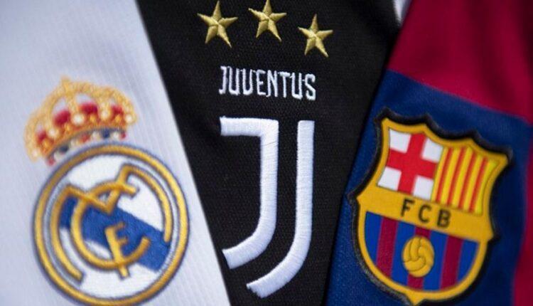 Χωρίς Ρεάλ, Μπαρτσελόνα και Γιουβέντους το trailer της UEFA για τo Champions League