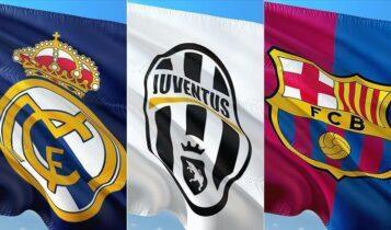 Champions League: Χωρίς Ρεάλ Μαδρίτης, Μπαρτσελόνα και Γιουβέντους το trailer