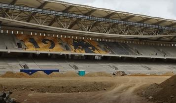 «OPAP Arena»: Μαγικά πλάνα από τον σχηματισμένο Δικέφαλο Αετό στο Ναό! (VIDEO)