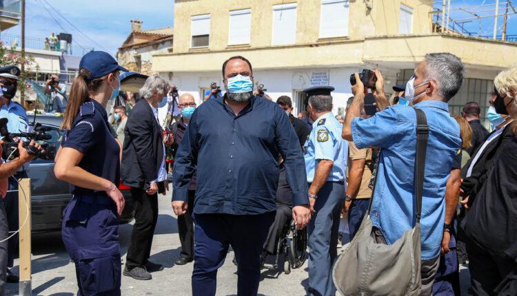 Στη Θεσσαλονίκη ο Μαρινάκης ενόψει ΔΕΘ (ΦΩΤΟ)