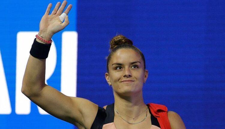 US Open: Έχασε στα ημιτελικά η Σάκκαρη, 2-0 από τη Ραντουκάνου