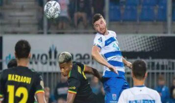 Eredivisie: Εύκολη νίκη για Αγιαξ, συντριβή για την Γκόου Αχέντ Ιγκλς του Μπότου (VIDEO)