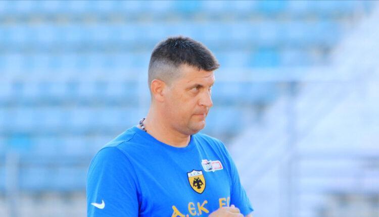 Μιλόγεβιτς: «Ολοι ξέρουν τι σημαίνει η ΑΕΚ, θέλαμε παίκτες που ξέρουν από πρωταθλητισμό»