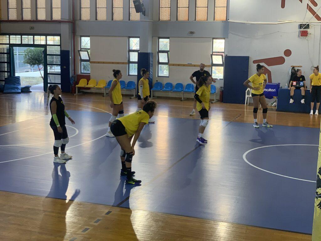 ΑΕΚ: Το enwsi.gr στην προπόνηση της γυναικείας ομάδας βόλεϊ! (ΦΩΤΟ)