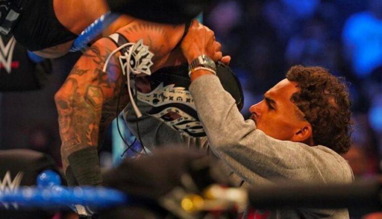 Μυθικό: Ο Τρέι Γιανγκ επιτέθηκε στον Rey Mysterio σε αγώνα SmackDown! (VIDEO)