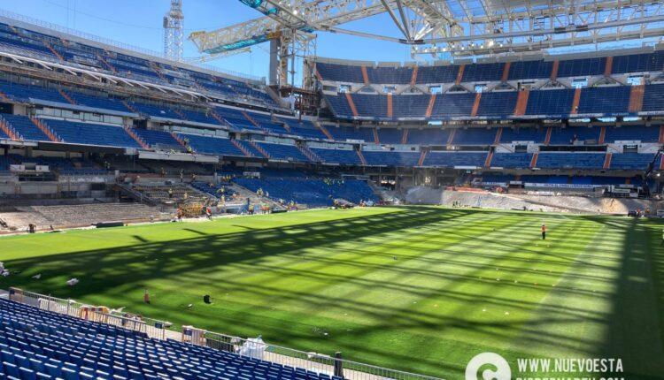 Ρεάλ Μαδρίτης: Το «Σαντιάγκο Μπερναμπέου» ανοίγει ξανά και εκείνη ονειρεύεται! (VIDEO)