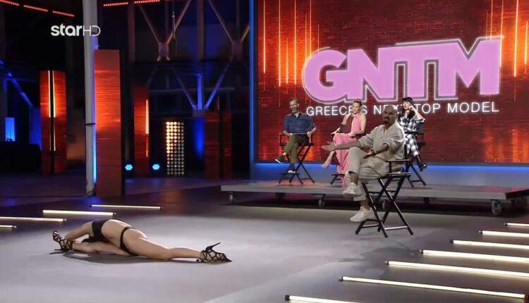 GNTM 4: Η οντισιόν της yoga instructor Σαββίνας που «τρέλανε» τον Δημήτρη Σκουλό (VIDEO)