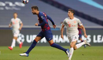 Champions League: Πρεμιέρα στους ομίλους με Μπαρτσελόνα-Μπάγερν Μονάχου