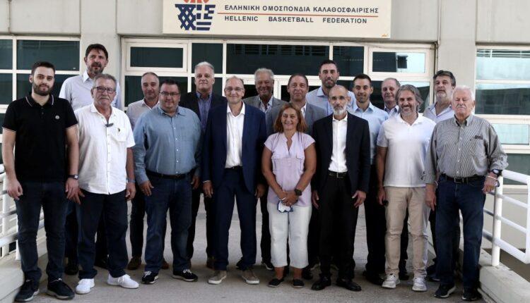 ΕΟΚ: Συνεδρίασε το νέο ΔΣ χωρίς τον Φασούλα