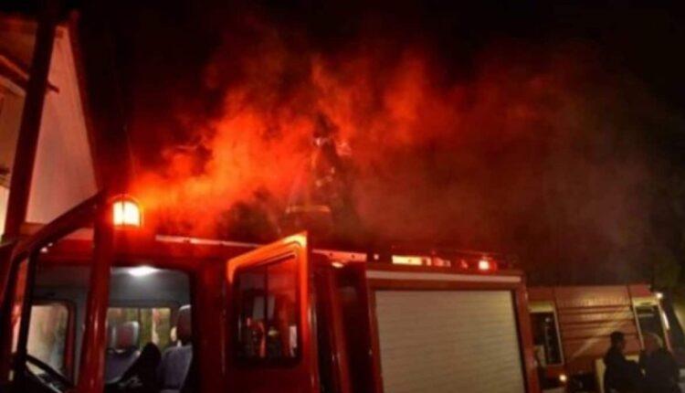 Αιγάλεω: Πυρκαγιά σε δασική έκταση -Μεγάλη κινητοποίηση της πυροσβεστικής
