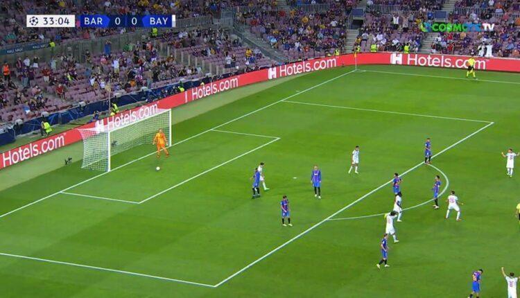 Μπαρτσελόνα-Μπάγερν Μονάχου: Ο Μίλερ «παγώνει» το «Καμπ Νου», 0-1... με κόντρα (VIDEO)