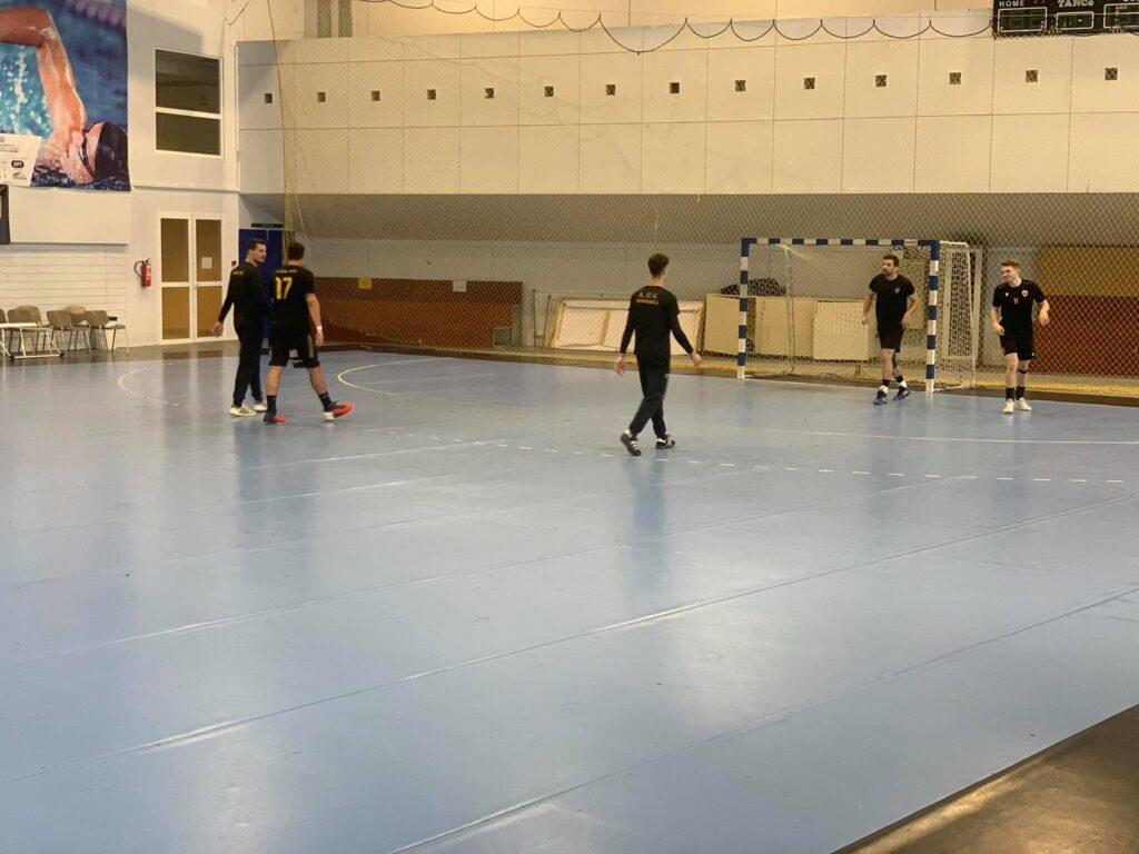 ΑΕΚ: Το enwsi.gr στην προπόνηση του χάντμπολ (ΦΩΤΟ-VIDEO)