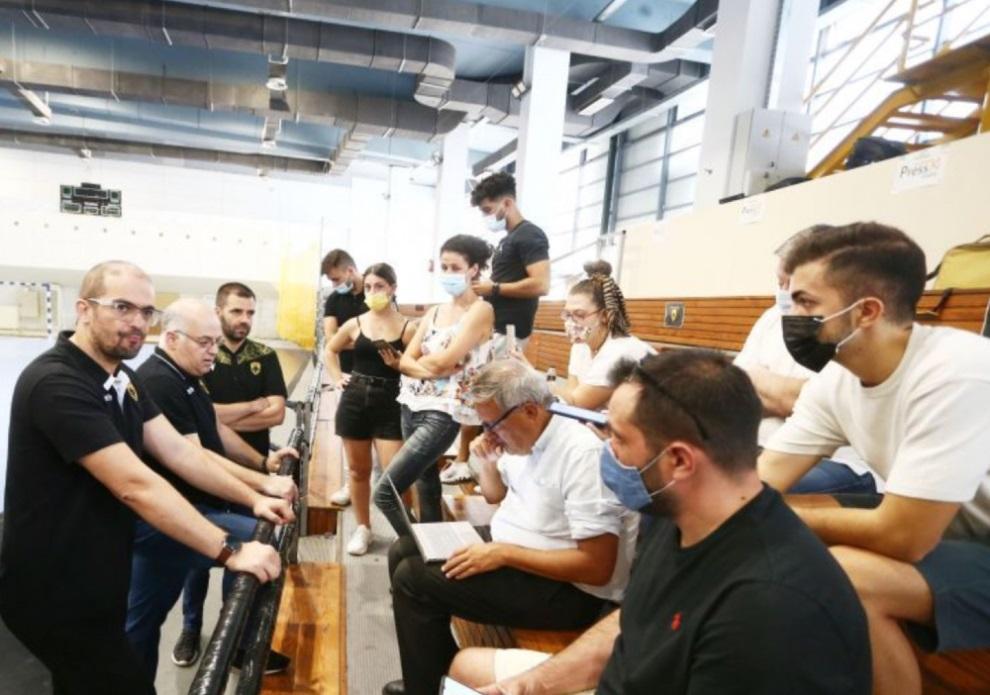 ΑΕΚ: Με απόλυτη επιτυχία η πρώτη Media Day της ομάδας χάντμπολ! (ΦΩΤΟ)