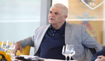 AEK: Το μεγάλο step up της Ενωσης είναι ότι άλλαξε ο ίδιος ο Μελισσανίδης