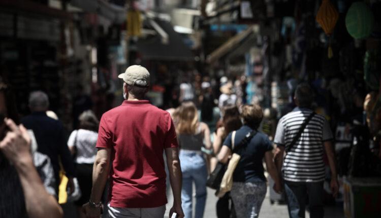 Κορωνοϊός: 2.422 νέα κρούσματα, 364 διασωληνωμένοι, 37 θάνατοι